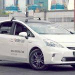 В России легализуют связь между беспилотными автомобилями