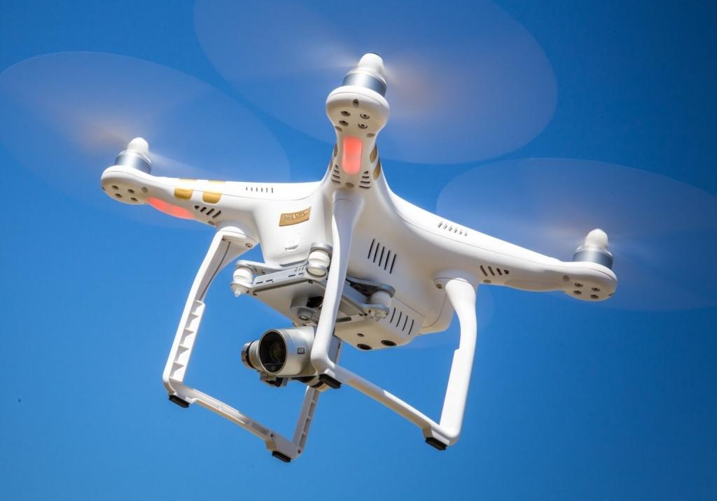 Сбербанк испытал дроны для доставки наличности