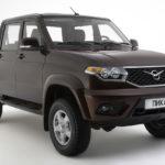УАЗ начал экспортировать автомобили в Эквадор