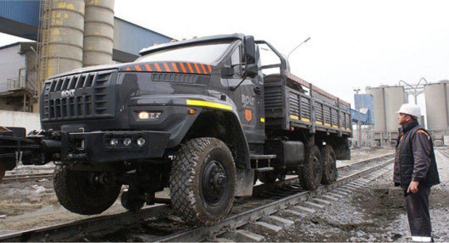 локомобиль на базе «Урал-Next»