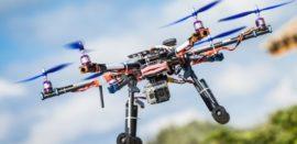 В Петербурге предлагают использовать дронов в качестве полицейских