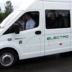 ГАЗ подготовил четыре модификации «ГАЗель Next» на электрическом ходу