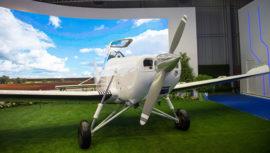 Инновационный самолет Т-500