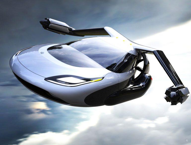 На данный момент американская фирма работает над проектом универсального автомобиля TF-X