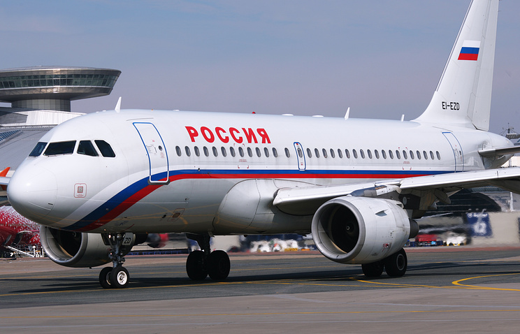 Российские авиакомпании в январе-июне 2017 года увеличили перевозку пассажиров на 21,5%