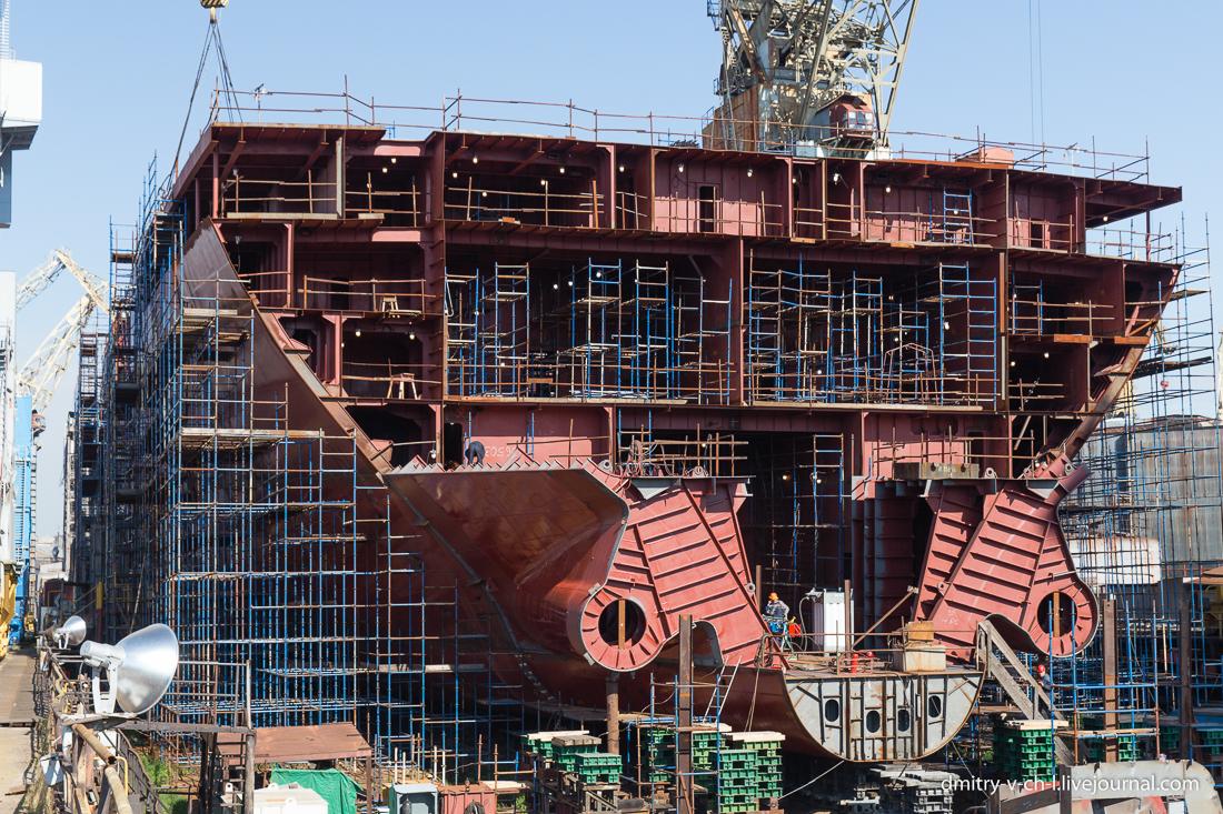 Строительство ледоколов потребует кооперации бизнеса и государства