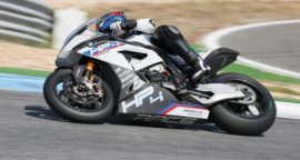 Супербайк BMW HP4 RACE