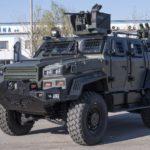 Узбекистан намерен закупить партию турецких бронемашин