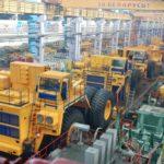 Уральские промышленники представят двигатель на метане для «БелАЗа»