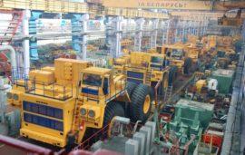 Уральские промышленники представят двигатель на метане для БелАЗа
