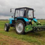 Уральские ученые создали первый в мире беспилотный трактор