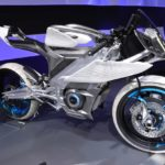 Yamaha представила городской электробайк Yamaha PES2