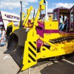 ЧЕТРА поставила первый бульдозер по программе субсидирования лизинга