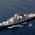 Два фрегата проекта 11356 достроят для Индии