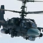 Сирийский опыт «Аллигатора»: К-52 нужна новая ракета