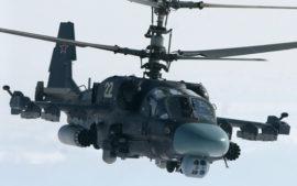 Сирийский опыт «Аллигатора» К-52 нужна новая ракета
