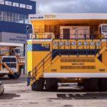 Увеличение добычи угля в России подняло спрос на БелАЗы
