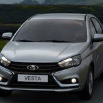 ADAC протестировала Lada Vesta