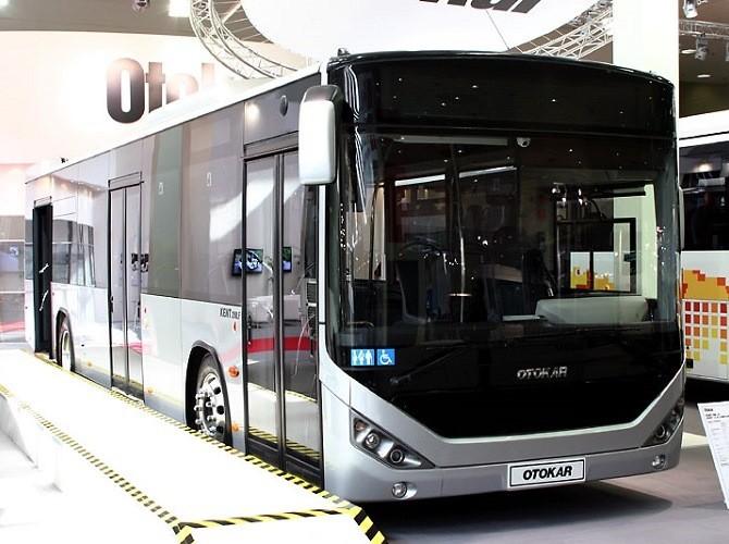 Электробус Drive Electro для турецкого автопроизводителя Otokar