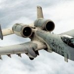 Два A-10 Thunderbolt II разбились в Неваде