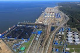 В Ленобласти предложили повысить экспортный потенциал порта Усть-Луга