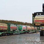 В 2017 году отмечается снижение количества инцидентов при перевозке опасных грузов