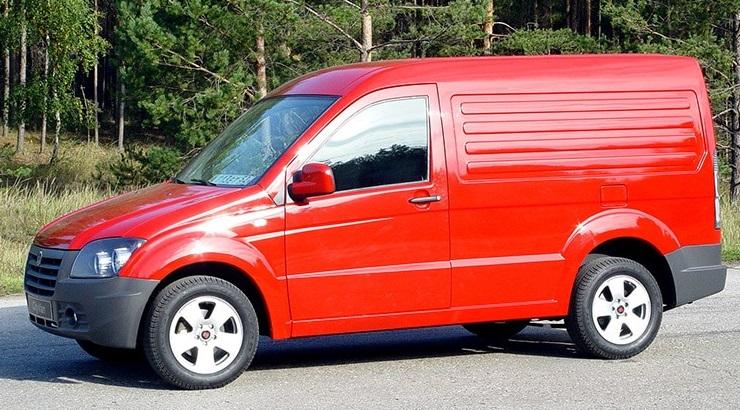 ГАЗ-2332 CityVan 2006 г.