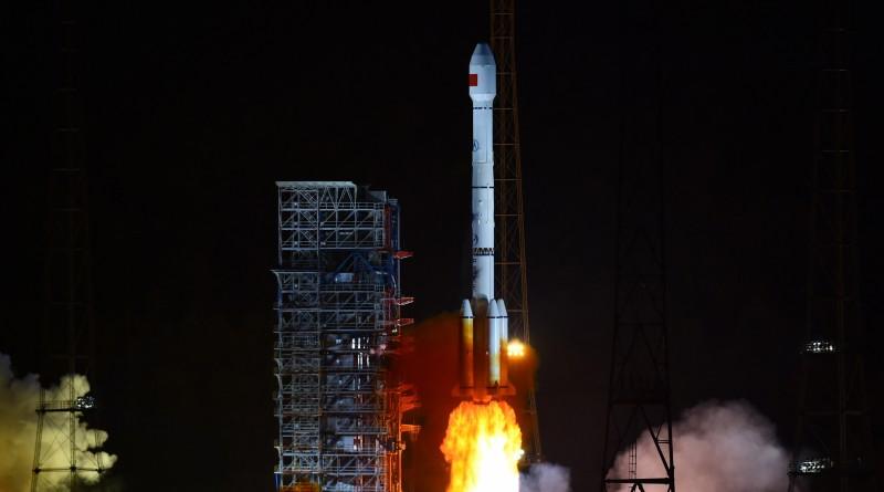 Китай вывел на орбиту навигационные спутники BeiDou-3
