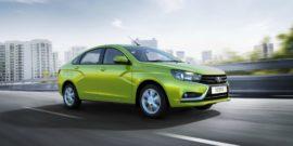 Продажи автомобилей Lada растут в России и Евросоюзе