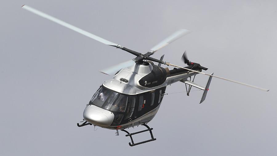 Российские медики получили в 2017 году 29 вертолетов