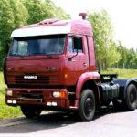 Тягач КАМАЗ-6460