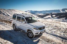 Узбекистан получил 300 автомобилей УАЗ