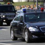 """ФСО попросила для своих автомобилей """"мигалки"""" и преимущество на дороге"""
