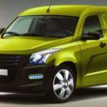 В сети появился эскиз нового лёгкого фургона ГАЗ