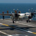 Самолет ВМС США потерпел крушение в водах Филиппинского моря