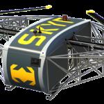 SKYF — беспилотная авиагрузовая платформа вертикального взлета и посадки