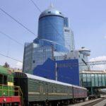 Запущен контейнерный поезд из Самары в Пекин