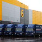 Почта России закупила 144 новых грузовика