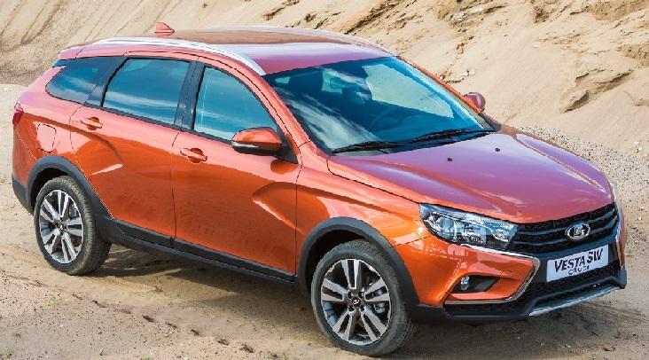 Продажи Lada в ЕС выросли