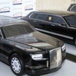 Автомобили проекта «Кортеж» испытают ФСО и президент, затем их пустят в продажу