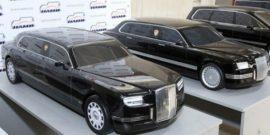 Автомобили проекта кортеж