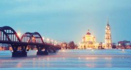 В Рыбинске запустят производство морских газотурбинных двигателей