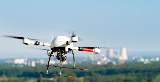 Половина коммерческих дронов будут летать в автономном режиме