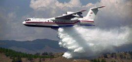 Бе-200 получит российские двигатели