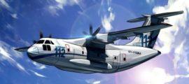 Новый Ил-112В c турбовинтовыми двигателями ТВ7-117СТ