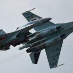 ОАК завершила поставку истребителей Су-35С по гособоронзаказу 2018 года