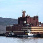 На «Академике Ломоносове» запустили первый реактор