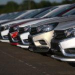 Продажи автомобилей в России в 2018 году выросли почти на 13%