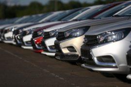 Продажи автомобилей в России