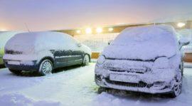 Автоэксперты рассказали, какие вещи в салоне машины может испортить мороз